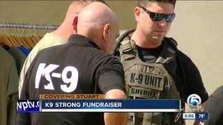Stuart gym holds fundraiser to keep K9 units safe