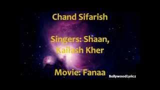 Chand Sifarish [English Translation] Lyrics - YouTube