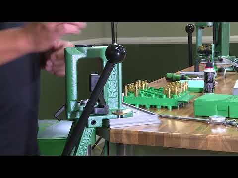 Videos featuring tips about our reloading presses and