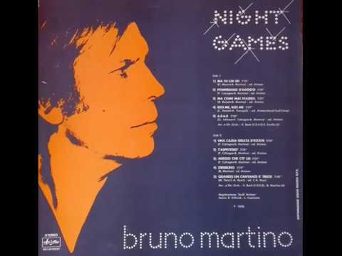 Bruno Martino - Night Games - 1978 (LP Lato 2) Mp3