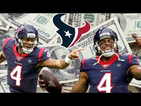 Houston Texans PAY Deshaun Watson | BILL OBRIEN DOES SOMETHING GREAT|