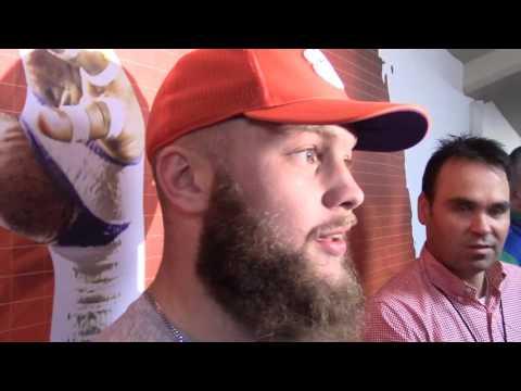 TigerNet.com - Ben Boulware post Syracuse