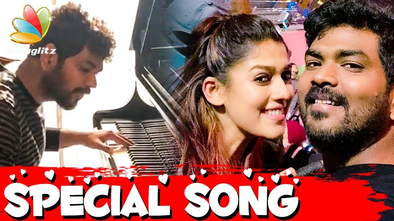 FV-WOW ! Vignesh Shivans Song Dedication for Nayanthara | Hot Cinema News