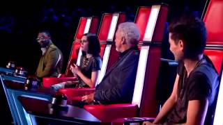 [FULL] Karl Michael - No More I Love Yous - The Voice UK Season 2