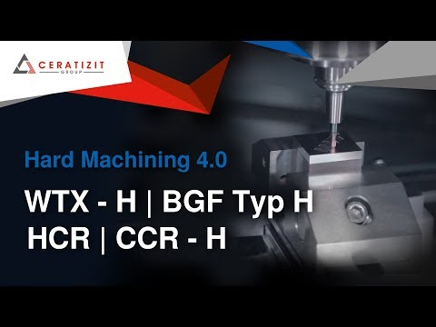 Hard Machining 4.0