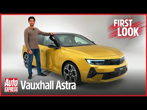 NEW 2021 Vauxhall Astra walkaround: the car to beat the VW Golf? | Auto Express
