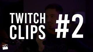 Twitch Clips #2 | Смешные моменты со стримов