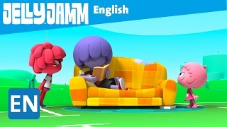Jelly Jamm English. Repetition Repetition. Children's animation series. S02 - E71