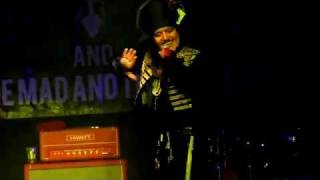 Adam Ant - Wonderful | HMV Ritz Manchester 14th Dec 2011