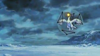 Articuno  - (Pokémon) - Courtesy Call    Articuno, Zapdos, Moltres & Lugia [AMV]
