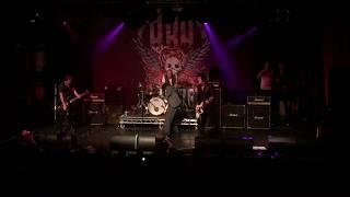 The Dogs D'Amour - HRH Sleaze Sheffield 03.09.2017 1/2