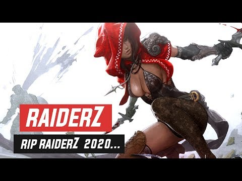 RIP RAIDERZ! So, About That Re-Launch.. Hah.
