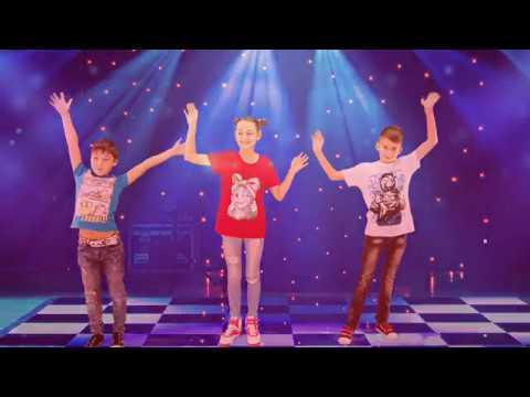 Арам зам зам  | МИНИ ДИСКО | Танцы для детей видео