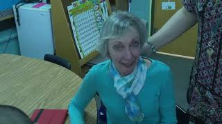 Pay It Forward   Retired Special Education Teacher Supplies Classrooms With New Technology
