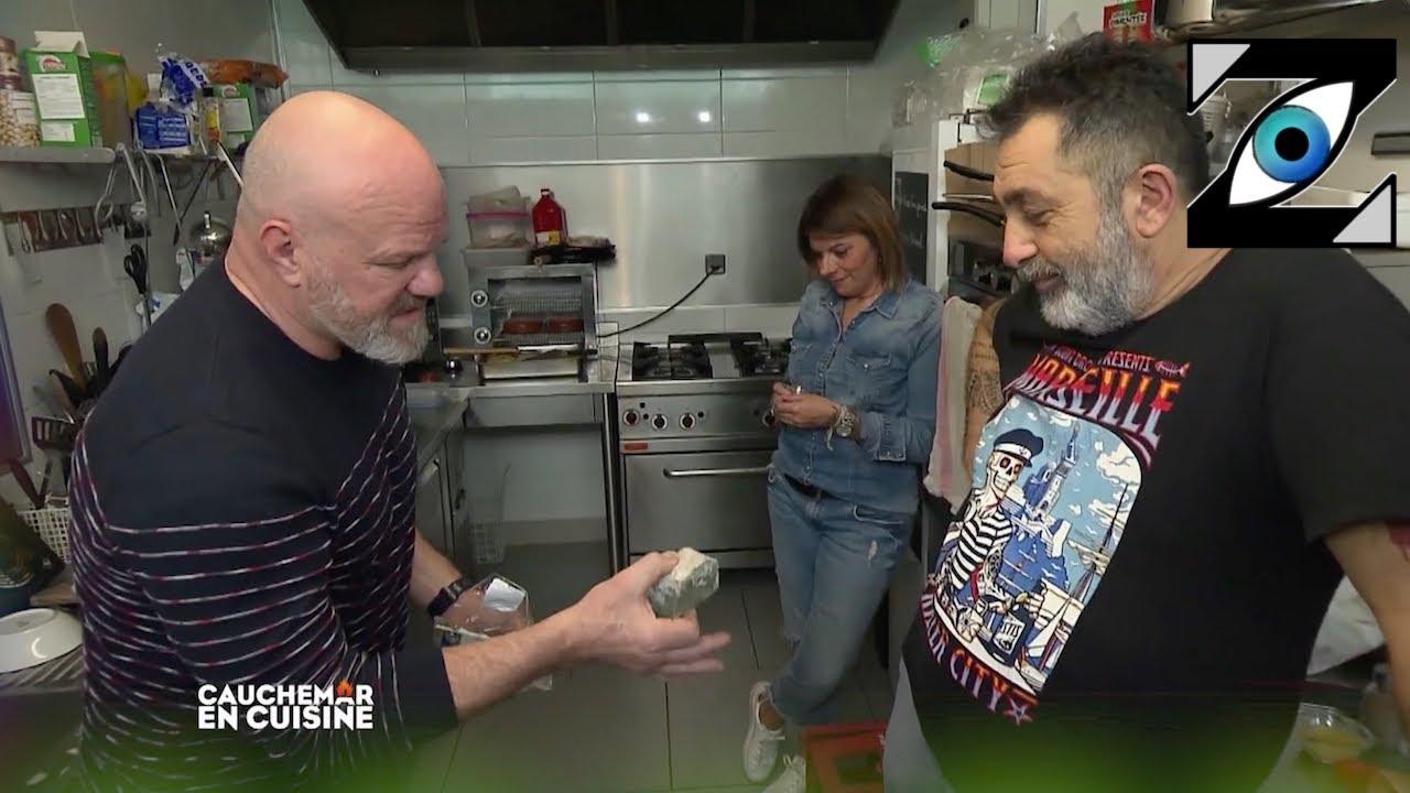 [Zap Télé] Philippe Etchebest au bord du malaise devant le contenu d'un frigo ! (09/09/21)
