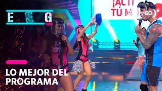 """EEG 2020: Jota Benz le dedicó canción a Angie Arizaga """"Los amigos no se besan en la boca"""" (HOY)"""