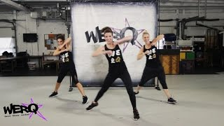 That's What I Like by Flo Rida ft. Fitz // WERQ Dance Choreography Preview