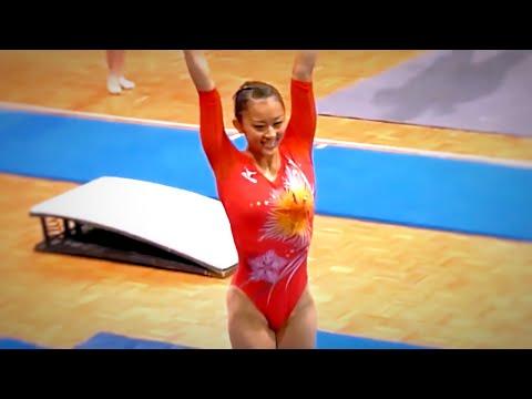 【体操】田中理恵 2009年世界選手権 平均台