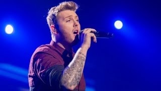 Джеймс Артур, James Arthur sings U2's One - Live Week 9 - The X Factor UK 2012