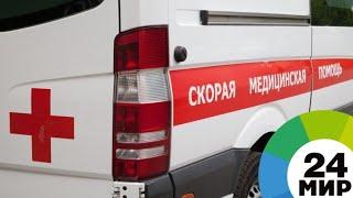 Два автобуса столкнулись под Воронежем: пострадали около 40 человек - МИР 24