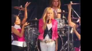 Miley Cyrus Live @ DC Games - Nobody's Perfect