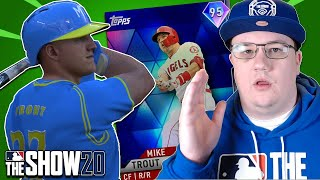 Mike Trout is a Maniac! Absolute Slugfest! MLB The Show 20 Diamond Dynasty