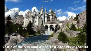 Castle of The Sun Alpha Test 2 Released