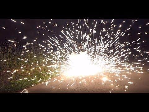 Test: Klasek Explosive Ball - KAT F2 Crackling Balls