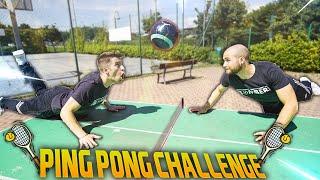 Ping Pong SOCCER CHALLENGE - Si GIOCA con la TESTA