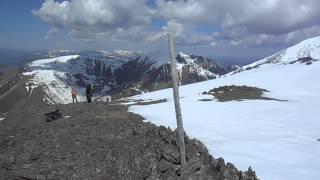 На вершине 3000 м. Курайский хребет.