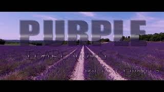 DJI FPV flight lavender fields 4K