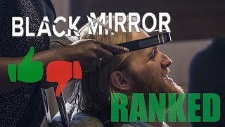 Download Youtube: ALL BLACK MIRROR EPISODES RANKED