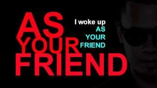 Afrojack - As Your Friend ft. Chris Brown (Lyrics)