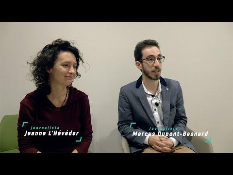 Jeanne L'Hévéder et Marcus Dupont-Besnard - Anticipation : la revue des futurs possibles