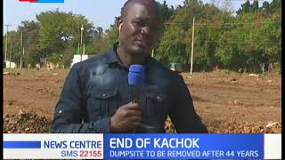 Kachok dumpsite in Kisumu to be removed after 44 years