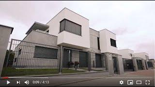 Video Chytrý dům s ABB-free@home - moderní bydlení pro manželský pár