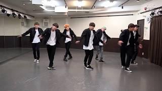 방탄소년단 'RUN' Dance practice