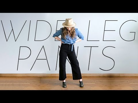 9 Outfit Ideas for Wide Leg Pants | Petite Styling for Wide Leg Pants