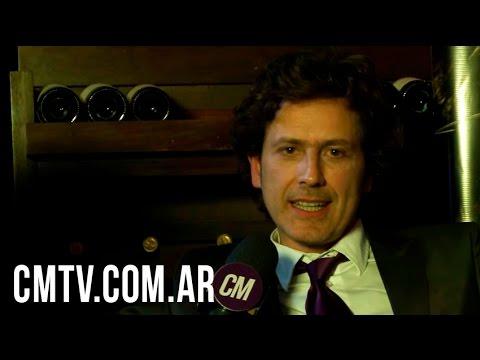 Coti video Entrevista | Presentación Tanta magia - Espacio Monteviejo - Argentina 2016
