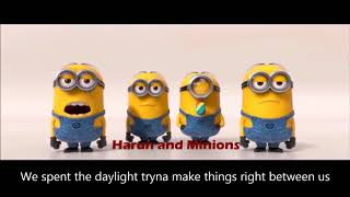 Maroon 5   Girls Like You Ft. Cardi B (Minions Version) Remix And Lyrics