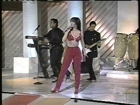 SELENA.( AMOR PROHIBIDO) 1995.