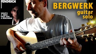 Weus´d a Herz hast wie a Bergwerk LYRICS Rainhard Fendrich Acoustic Fingerstyle Guitar Cover