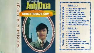 Anh Khoa – Người Xa Tôi – Thu Âm Trước 1975