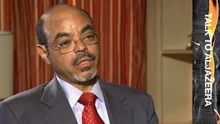 Talk to Jazeera - Meles Zenawi