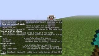 How To Become An Admin On Your Minecraft Multiplayer Server (still working in 2017)