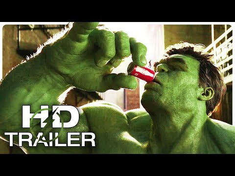 ANT MAN 2 Trailer Teaser + Hulk vs Ant Man - Coca Cola Ad (NEW 2018) ANT MAN AND THE WASP Movie HD