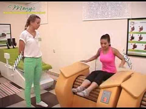 Как сбросить вес в тренажерном зале видео