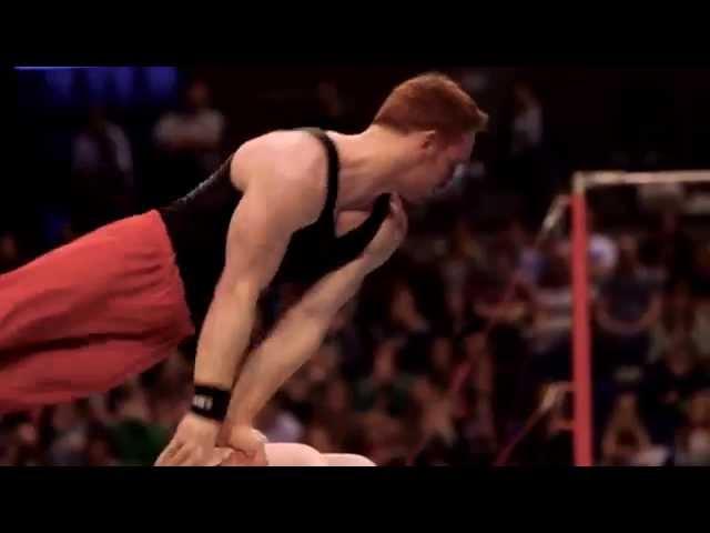 British Gymnastics Championships 2015