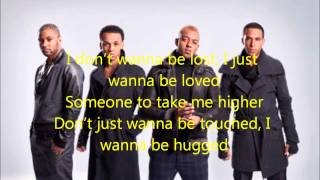 JLS - Single No More (with lyrics and pictures)
