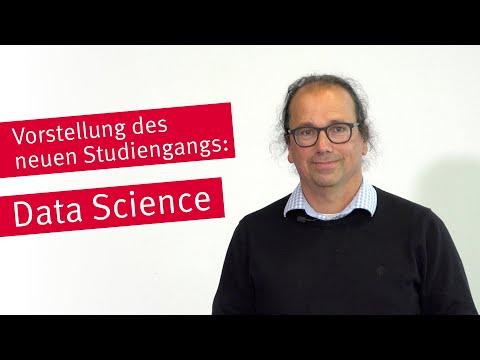 Vorstellung des Studiengangs Data Science